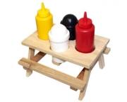 Picnic Table Kryddställ