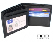 RFID-skyddad Plånbok