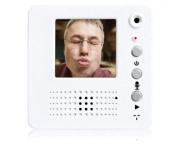 Kylskåpsmagnet med Videomeddelande